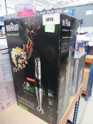 (TN64) Braun multi quick hand whisker, with box