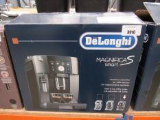(TN12) DeLonghi Magnifica Smart coffee machine, with box