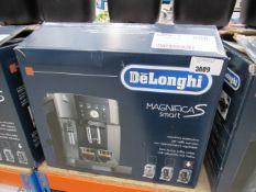 (TN13) DeLonghi Magnifica Smart coffee machine, with box