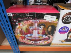 Temptations drinking fountain, with box