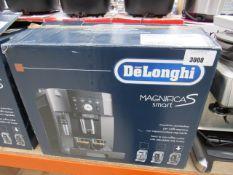 (TN14) DeLonghi Magnifica Smart coffee machine, with box