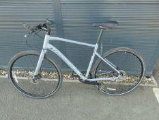 Grey Ridgeback town bike