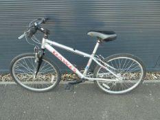 Grey Dawes childs mountain bike