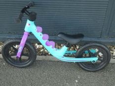 Dinosaur Royal Baby balance bike