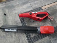 Einhell battery powered strimmer (parts)