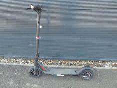 Reid grey electric scooter