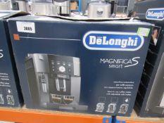 Delonghi Magnifica S Smart coffee machine with box