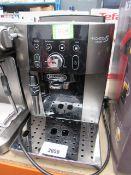 (TN66) Unboxed De'Longhi Magnifica S smart coffee machine