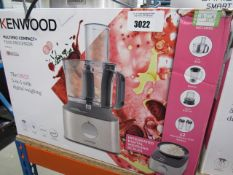 1 4 Kenwood multi pro compact plus food processor with box