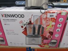5 4 Kenwood multi pro compact plus food processor with box