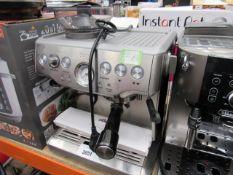 (TN67) Unboxed Sage Barista Express coffee machine
