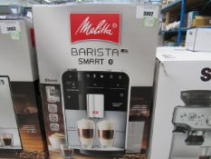 73 Melita Barista smart bluetooth coffee machine, with box