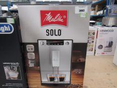 74 Melita Solo coffee machine with box