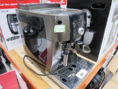 12 Unboxed Delonghi Magnifica S Smart coffee machine