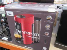 (TN65) Nespresso Vertuo Plus MagiMix coffee machine with box