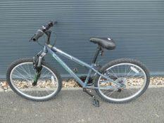 Switch Apollo grey kids bike