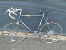 Vintage Peugeot racing cycle