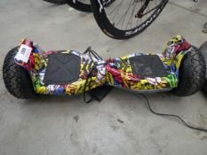 Balance board with charger