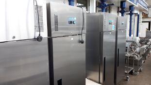 TN63 - 68cm Polar G592-02 single door fridge