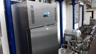 TN65 - 68cm Polar G592-02 single door fridge