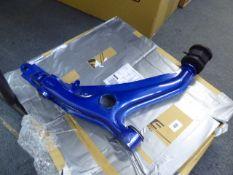 Hardrace front lower control arm set