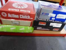 Six assorted Action Clutch, Exedy and Valeo clutch kits