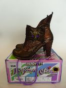 Irregular Choice Galactic Thunder pumps size EU 39
