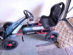 Hauck pedal go kart