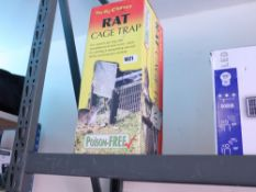 Boxed Big Cheese rat cage trap