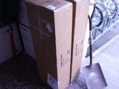 2 boxed Pro Elec PELO1220 quartz patio heaters