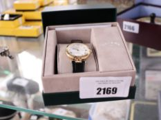 Haste rotary gents watch