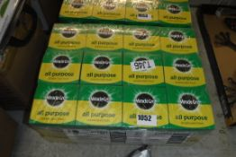 12 packs of all purpose soluble plant food