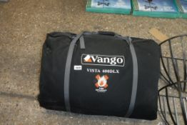 Vango Vista 600 DLX tent