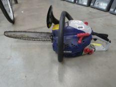 Spear & Jackson petrol powered chainsaw