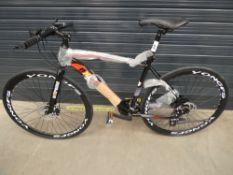 Black Extreme town bike