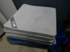 Small quantity of mat samples