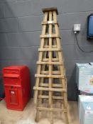 2 pieces of pyramid trellis