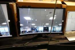 Asus Tuf curved VG1B gaming monitor with box Turns on
