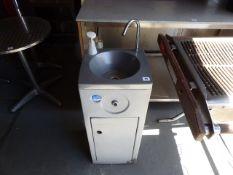 Super Stallette mobile hand wash station