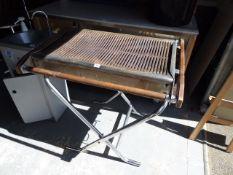 3ft Cinders LPG barbecue