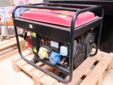 Unbranded petrol engine generator