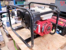 Step Hill generators model: SE3400 Honda GX 200 petrol engine generator
