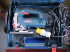 Bosch GST135BCE professional 110v jigsaw with instructions