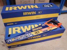 30 Irwin Jack universal plus 880 hand saws
