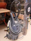 Pro360 pressure washer with pump spray