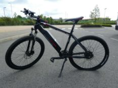 Lombardo gents electric mountain bike, no charger