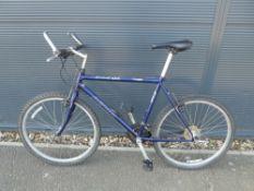 4033 Merida blue gents mountain bike