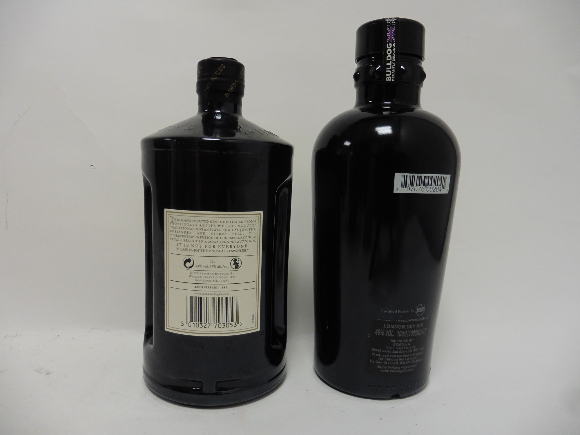 2 bottles, - Image 2 of 2