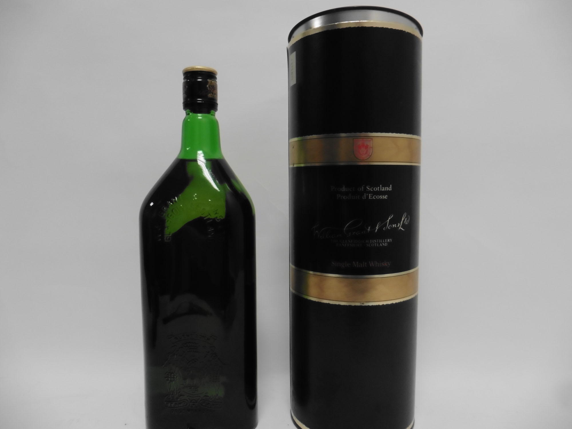 A bottle of Glenfiddich Special Old Reserve Pure Single Malt Scotch Whisky with carton, - Image 2 of 2