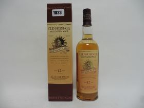 A bottle of Glenmorangie Millennium Malt 12 year old Single Highland Malt Whisky with box 70cl 40%